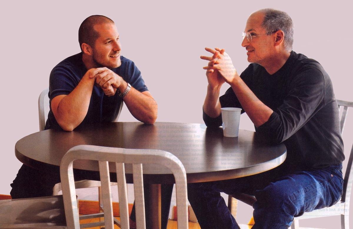 Джони Айв: «Главное, что я помню о Стиве — его стремление к прекрасному»