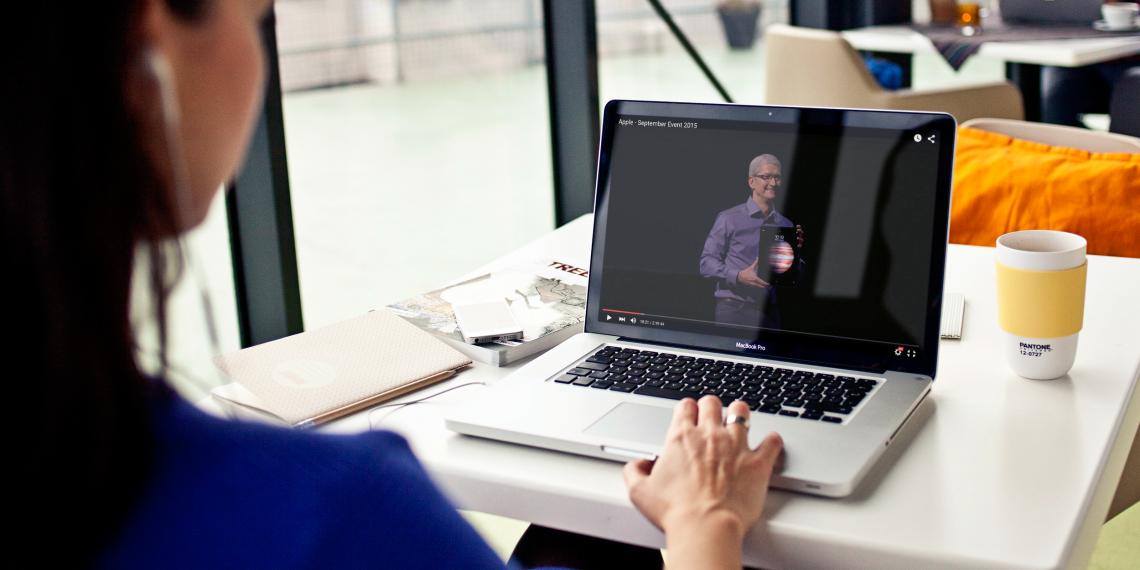 5 уроков, которые может преподать последняя презентация Apple