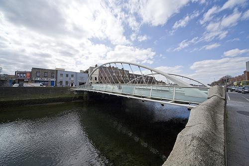 Протяженность моста - 41 метр