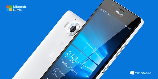 Microsoft Lumia 950 и Microsoft Lumia 950 XL