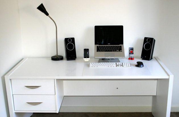 Мінімалізм: робочий стіл