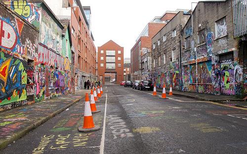 Windmill Lane считается первой студией U2