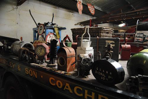 Экспозиция музея насчитывает порядка 170 экспонатов