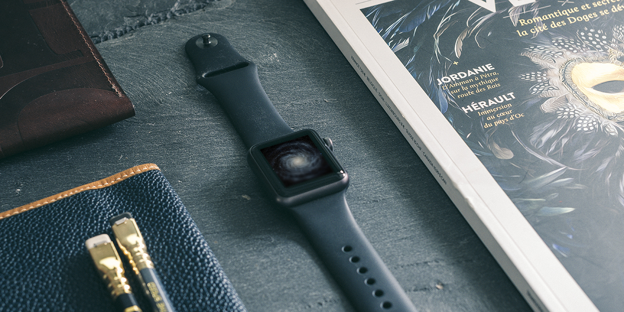 60+ обоев для Apple Watch