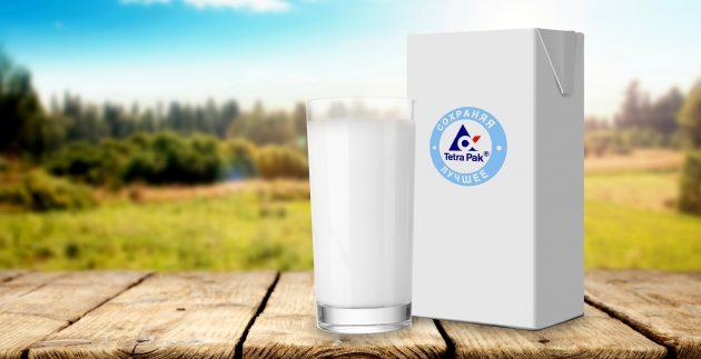 Парное молоко и его польза