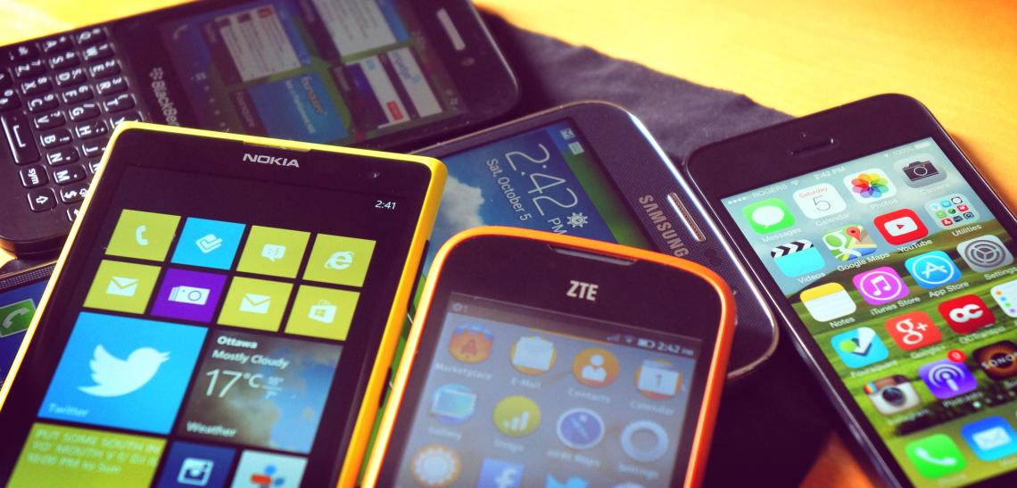 Сравнение характеристик главных смартфонов 2013 года
