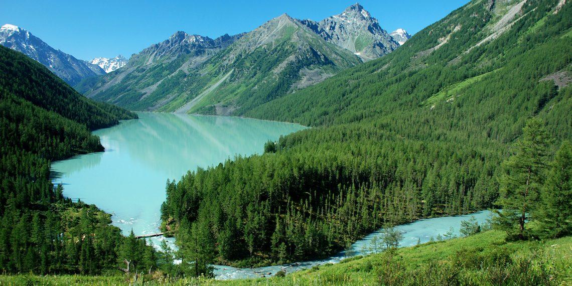 Уникальные места России, о которых вы вряд ли слышали: Кучерлинские озёра