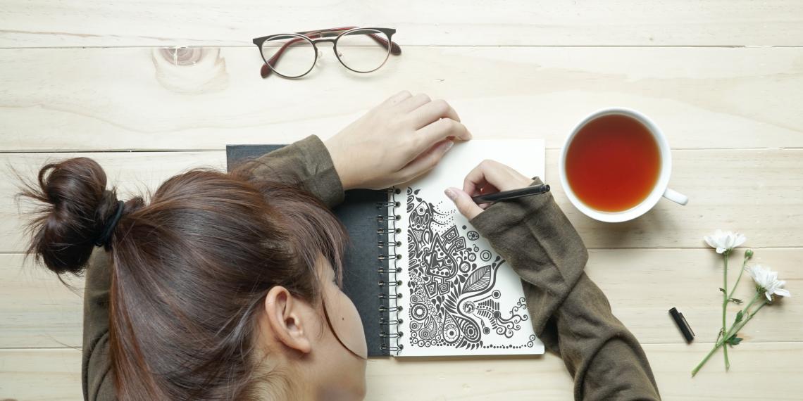 Дудлинг: развлекаемся и познаём себя через рисунок