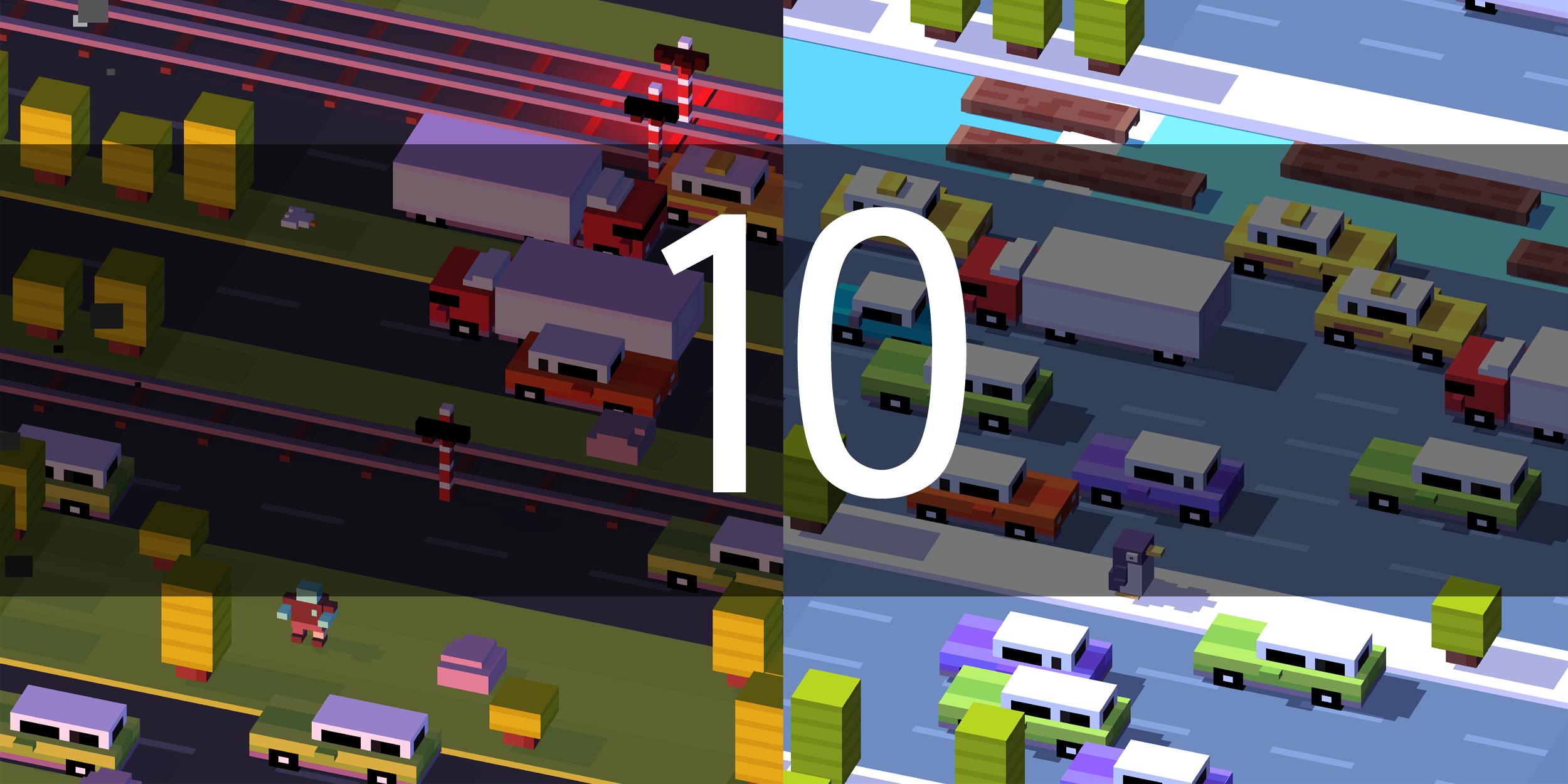 10 лучших бесплатных игр для iPhone