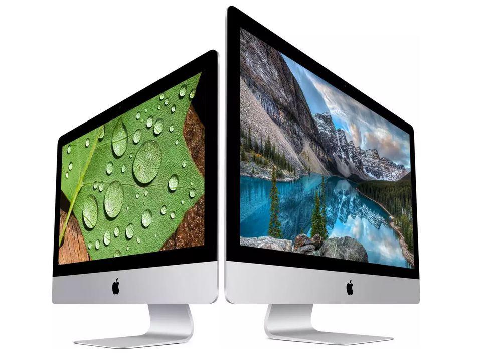 Apple выпустила 21,5-дюймовый iMac с 4K экраном
