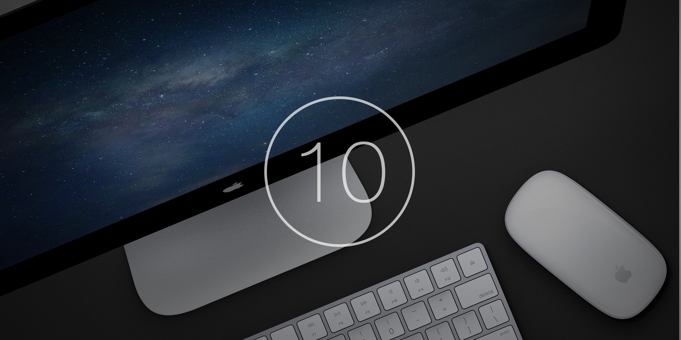 10 невероятных фактов о новых iMac 4K, Magic Mouse 2, Magic Trackpad 2 и Magic Keyboard