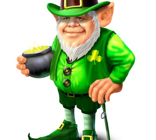 Примерно так ирландцы представляют себе лепреконов