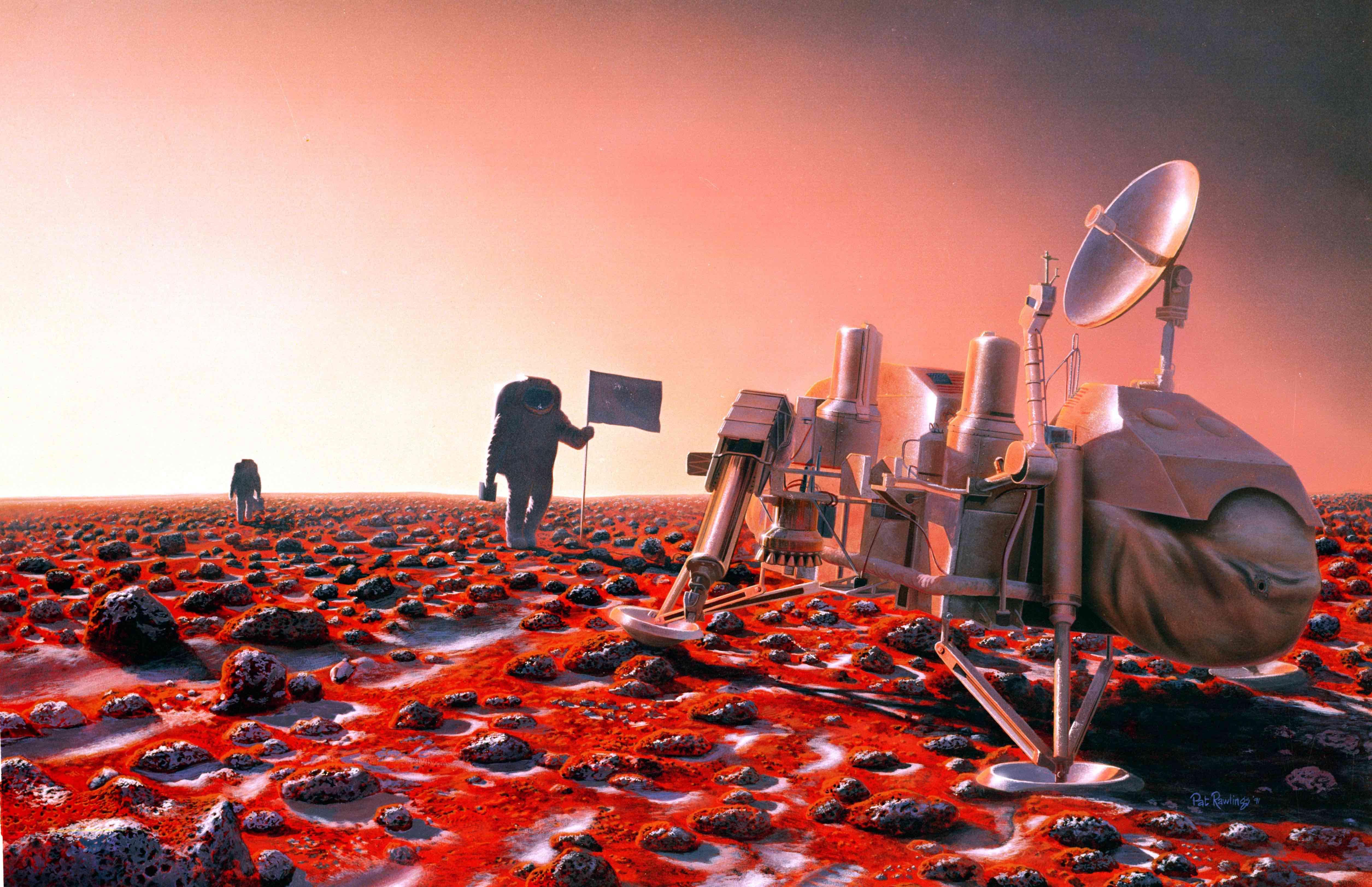 АНОНС: 8 октября — день «Марсианина» на «МакРадаре»