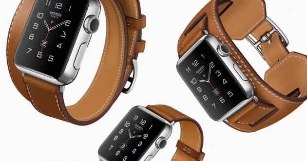 Ремешки Hermes для Apple Watch