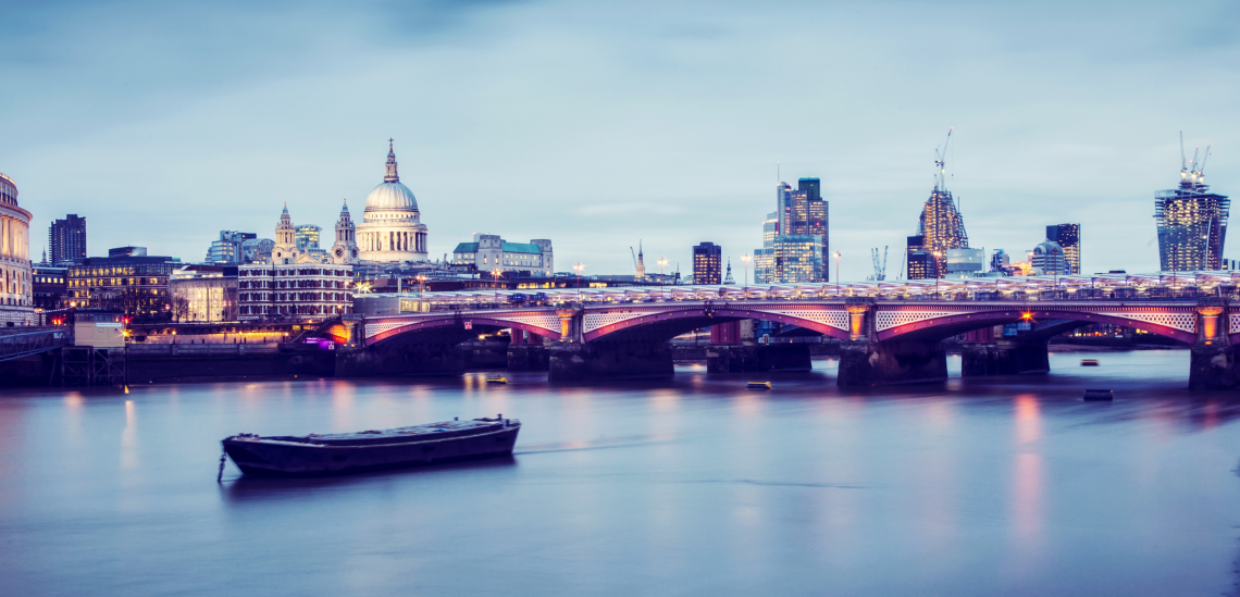 Секретные места Лондона, которые вы не найдёте в типичном путеводителе