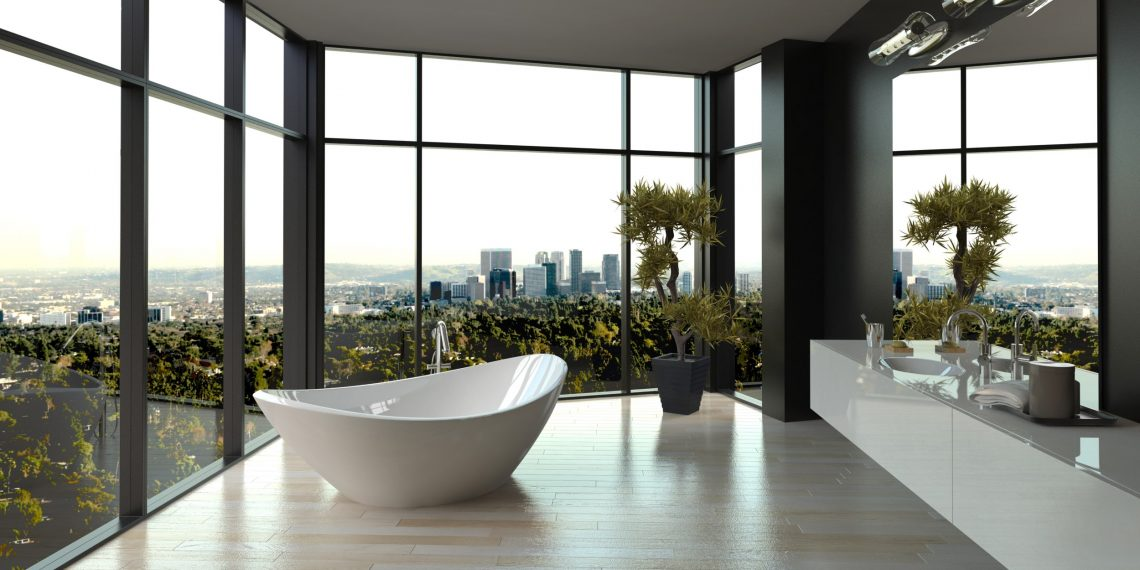 Какой будет ванная комната через 25 лет