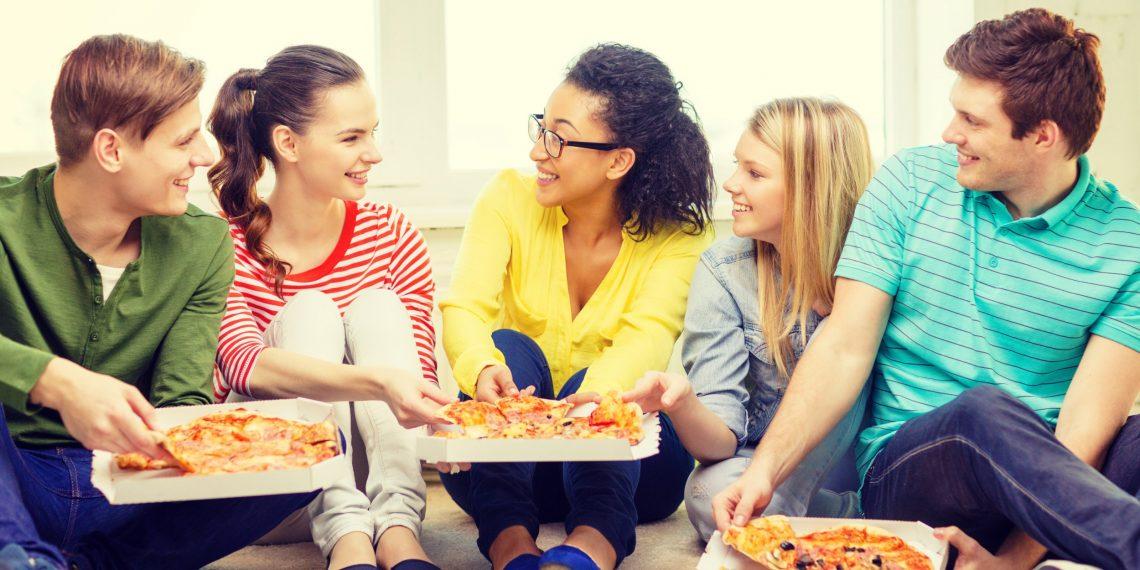 Как не набрать вес в течение учебного года: советы студентам