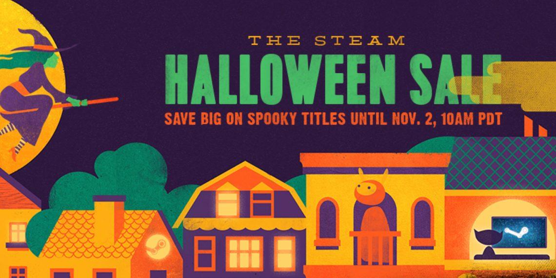 Хэллоуинская распродажа Steam: GTA 5, «Ведьмак 3» и другие крутые игры со скидками