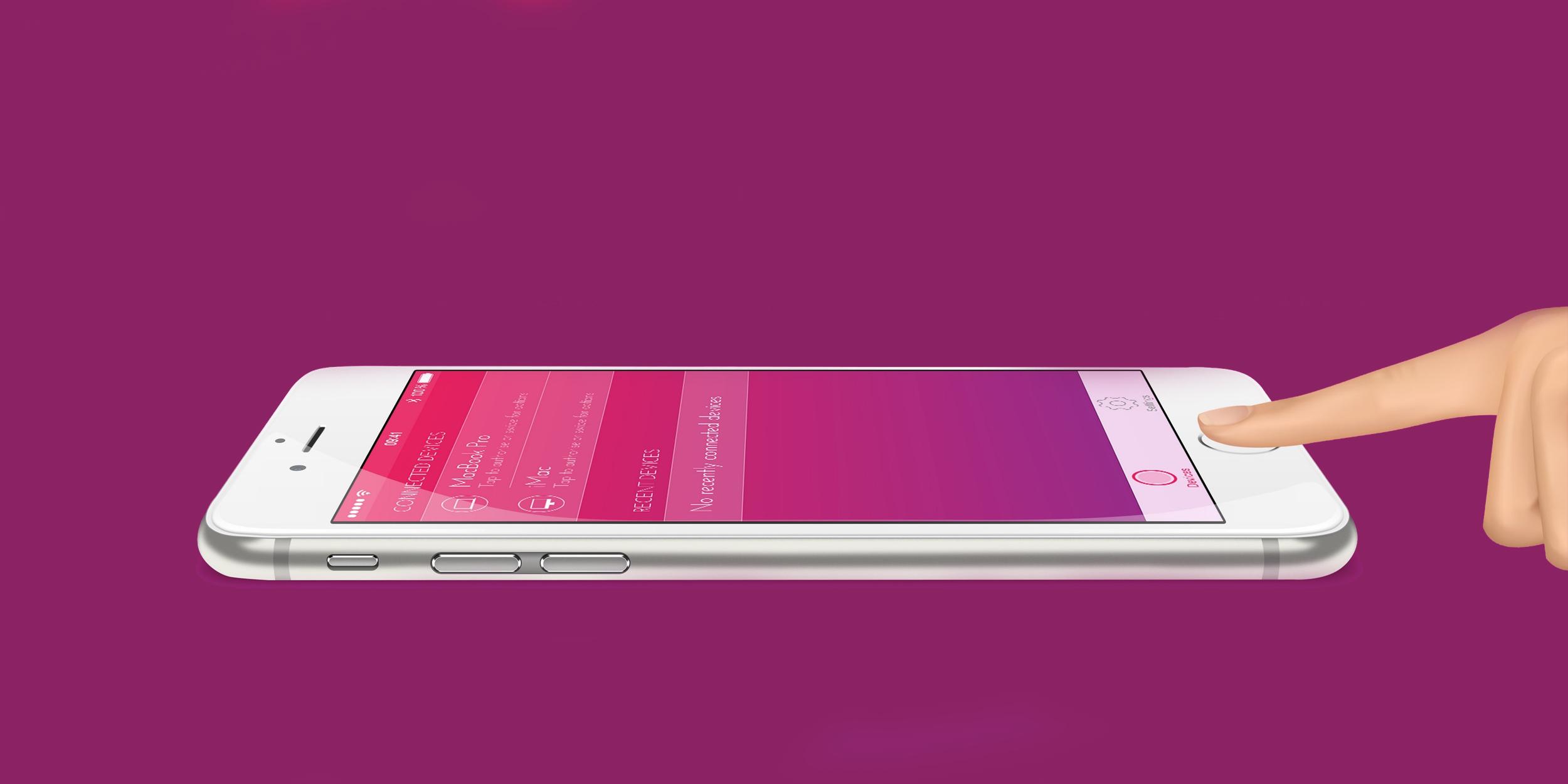 Как сканер отпечатков пальцев стал обязательным элементом мобильных устройств