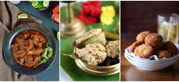 фотографии еды — Рамия Менон