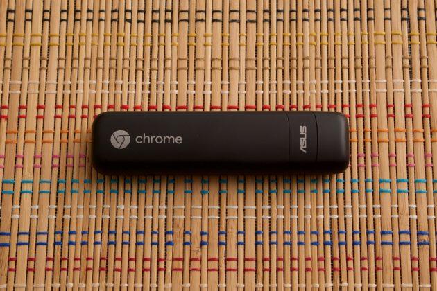 Asus Chromebit — очень компактный компьютер