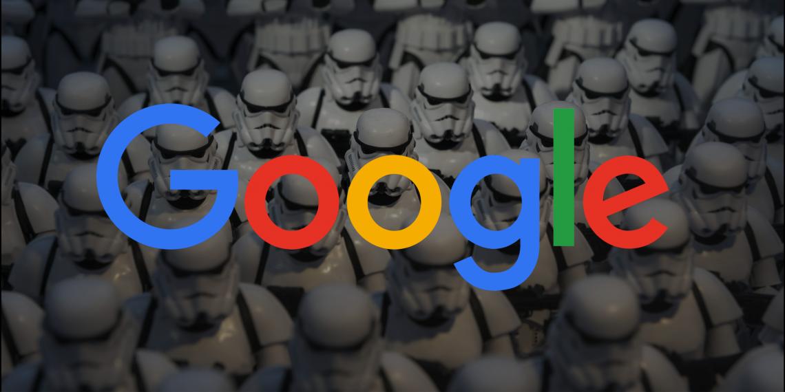 Google накануне премьеры Star Wars предложила пользователям принять одну из сторон Силы