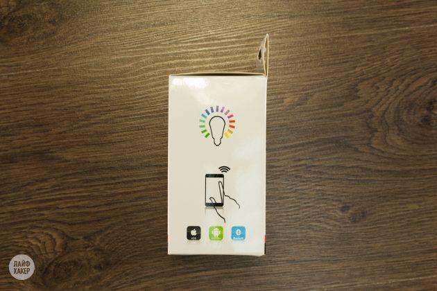 Luminous BT Smart Bulb
