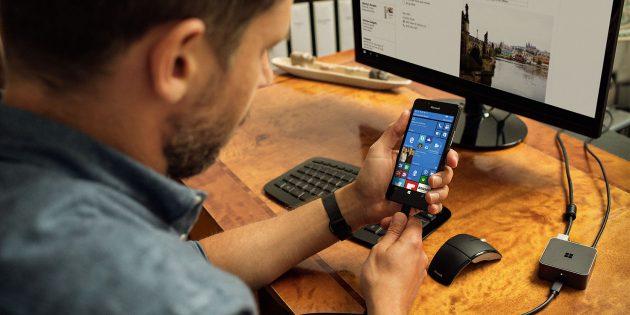 Многообещающие гаджеты 2015 года: Lumia 950 и миниатюрные компьютеры