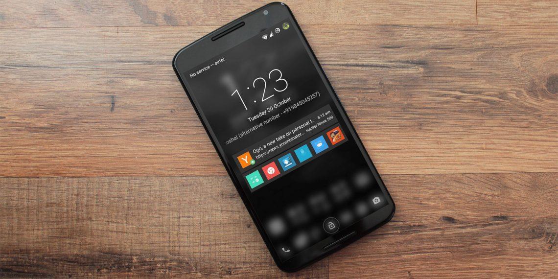 Launchify для Android знает, какие программы вам нужнее