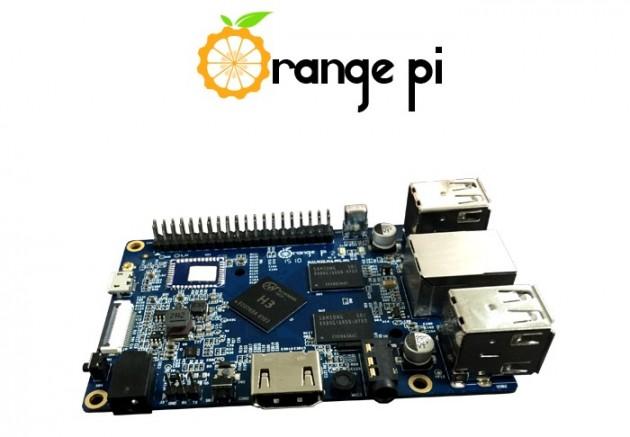 orange pi plus 2, rapsberry pi