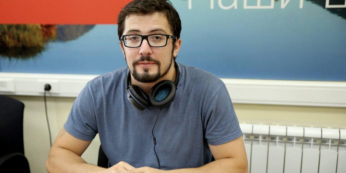 Рабочие места: Александр Белоцерковский, технологический евангелист Microsoft