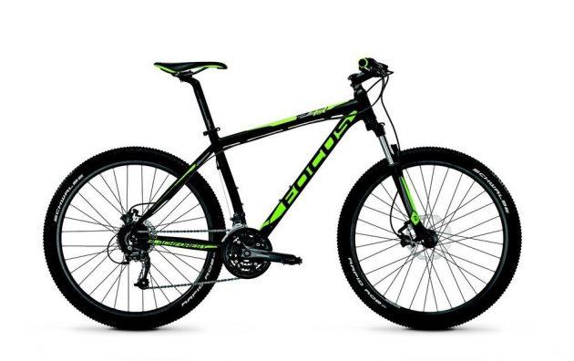 Велосипед Focus Black Forest 27R 4.0 на Shopotam