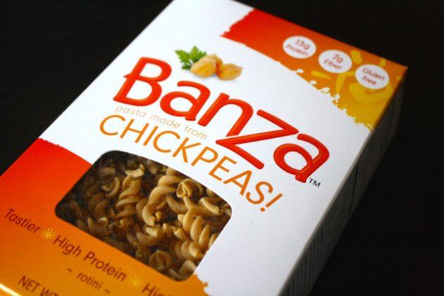 Паста Banza