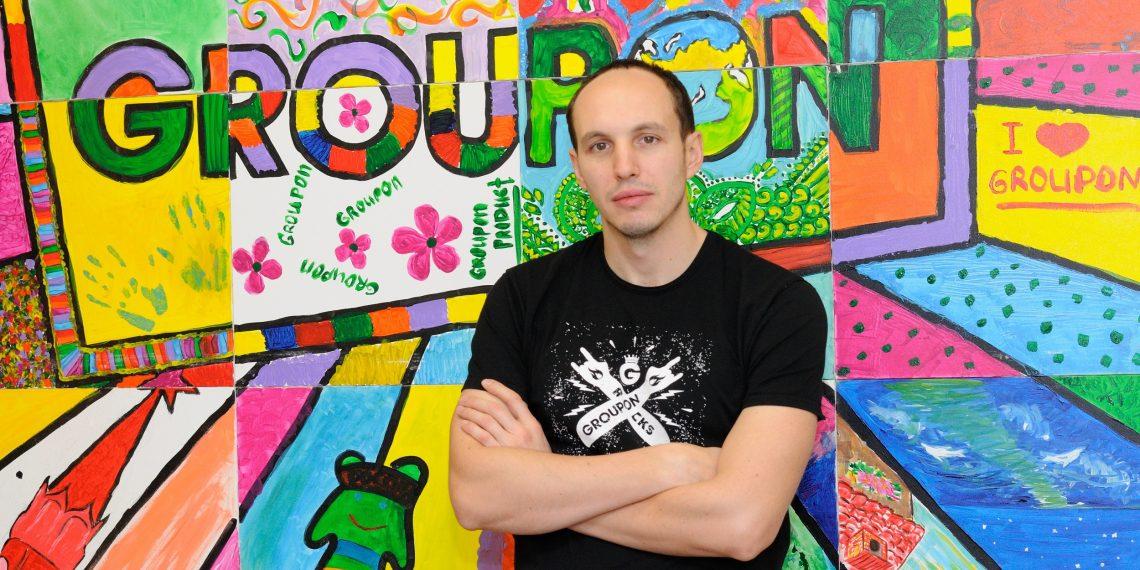 Рабочие места: Дмитрий Малянов, директор по развитию бизнеса Groupon Russia