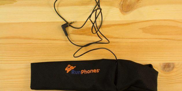 RunPhones Classic — наушники для комфортного бега