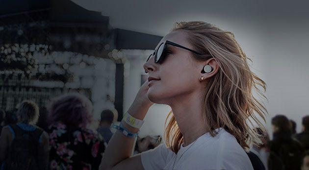 Бионические уши Here Active Listening