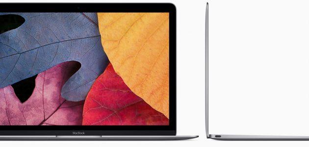 Многообещающие гаджеты 2015 года: новый MacBook и ультракомпактные ноутбуки