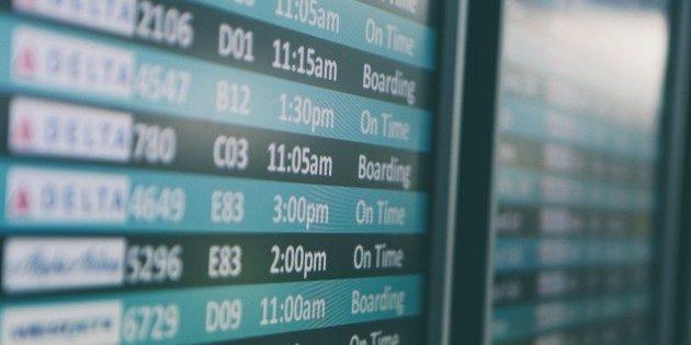Как сохранять продуктивность во время авиаперелёта