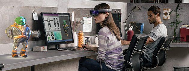 HoloLens Microsoft