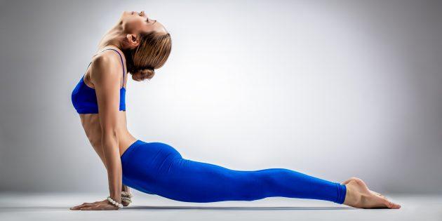 Йога для развития гибкости