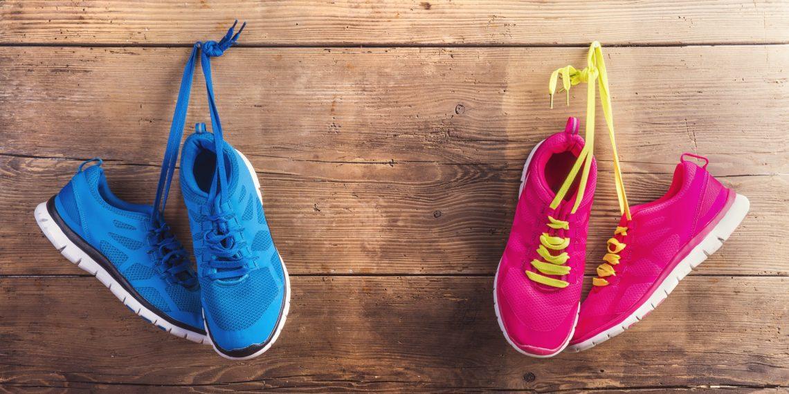 Дорогие кроссовки не лучше дешёвых