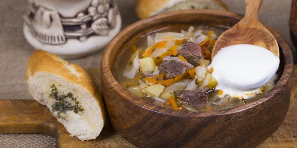 Вкусное блюдо из стейков форели