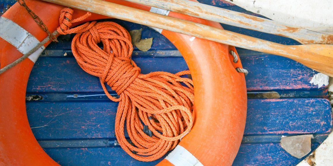 ВИДЕО: Как сделать спасательный жилет из штанов