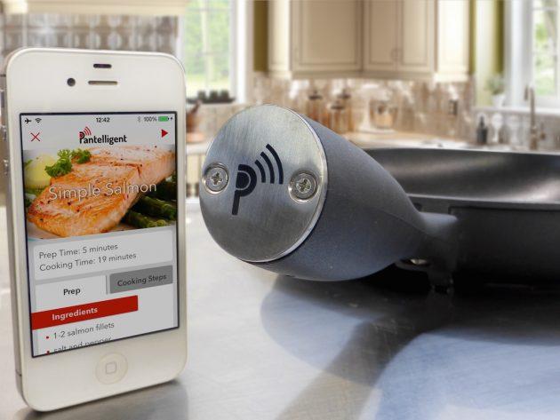 Сковорода с Bluetooth