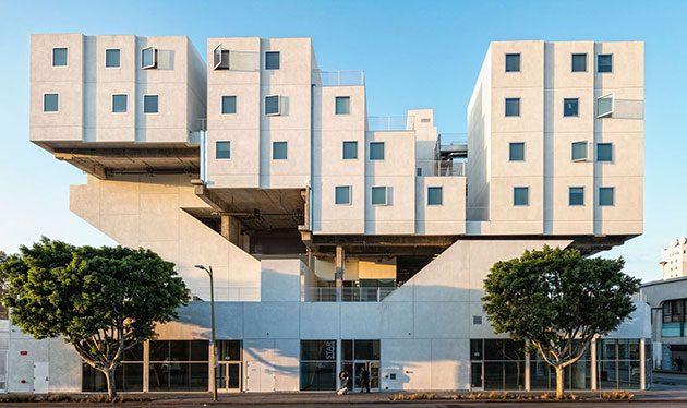 Star Apartments, приют для бездомных