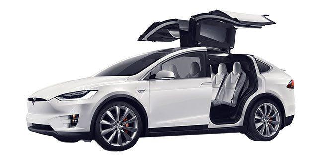 внедорожник Tesla Model X