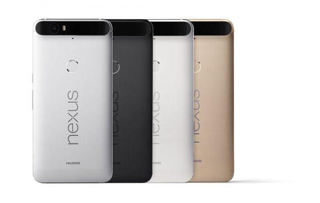 Многообещающие гаджеты 2015 года: Nexus 6P и Nexus 5X