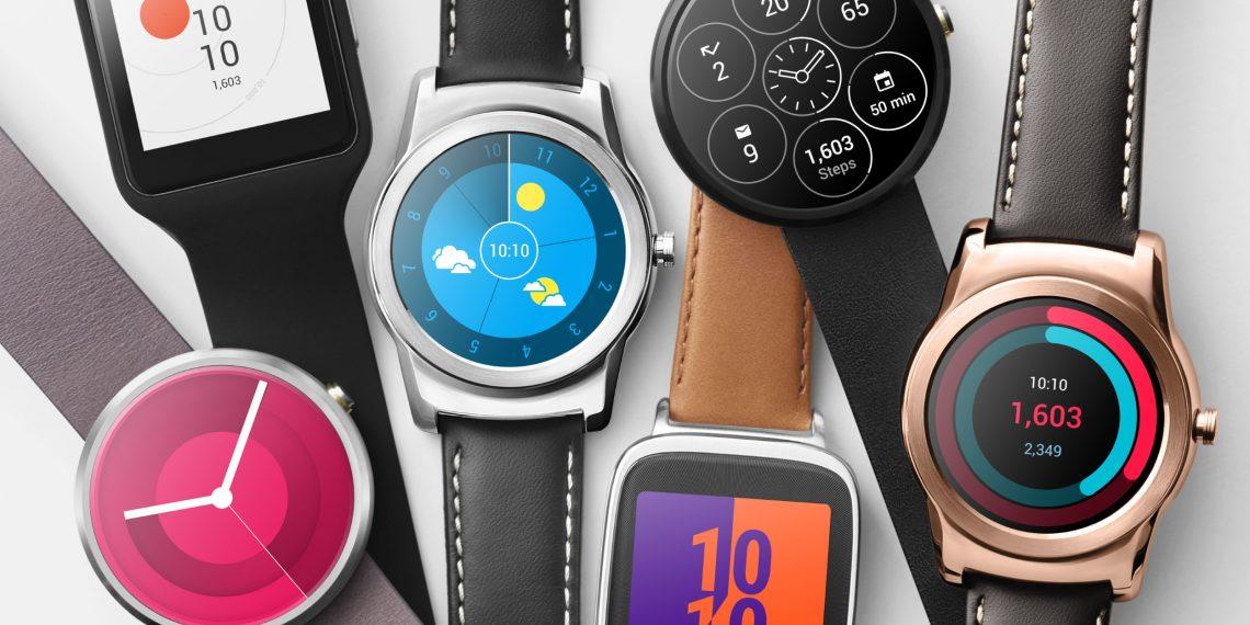 21 потрясающий циферблат для часов на Android Wear