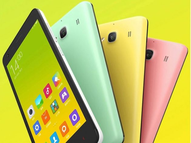 Распродажа 11.11: Xiaomi Redmi 2