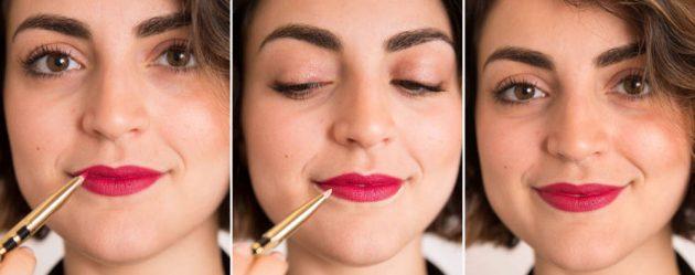 Как сделать губы пухлыми: консилер